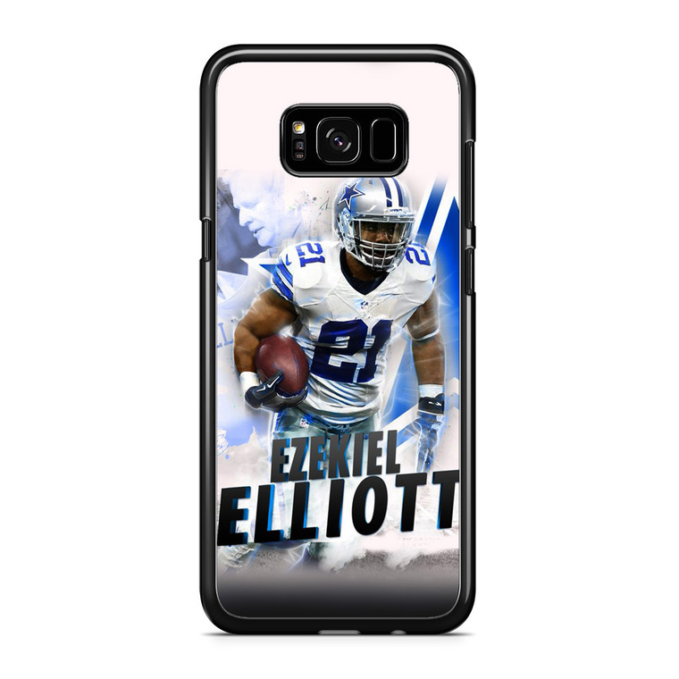 Ezekiel Elliott Samsung Galaxy S8 Plus Case
