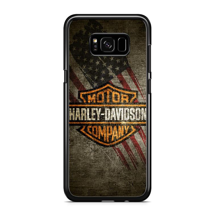HD Harley Davidson Samsung Galaxy S8 Plus Case