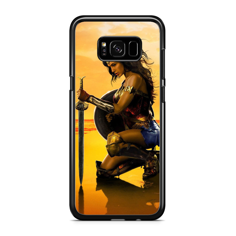 Wonder Woman Gal gadot Samsung Galaxy S8 Plus Case