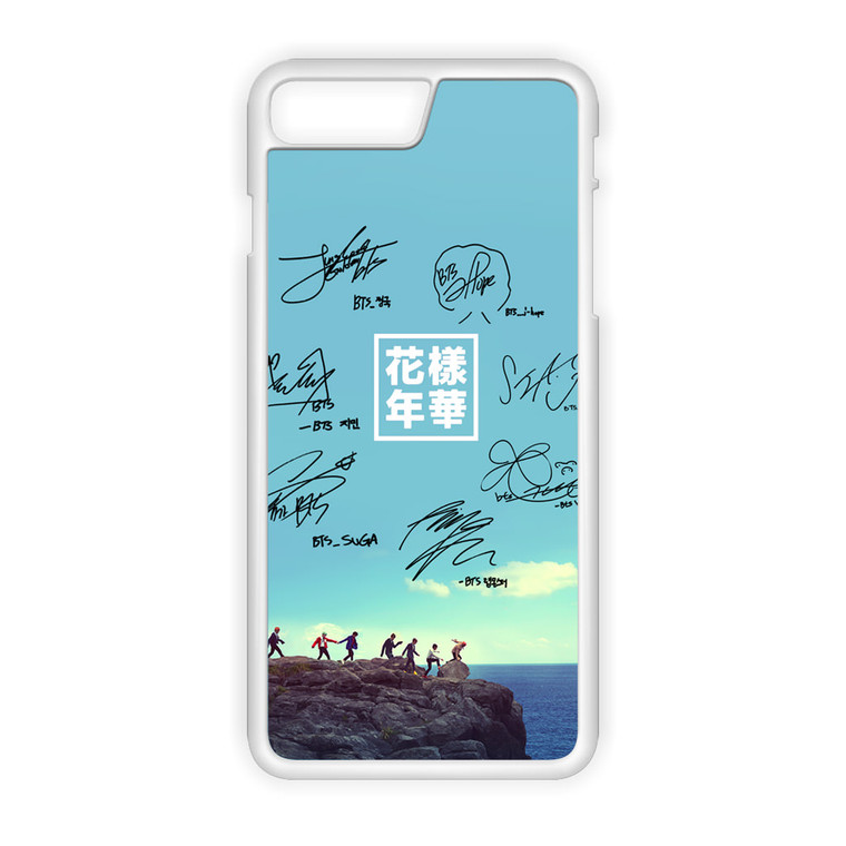 BTS Signature1 iPhone 7 Plus Case
