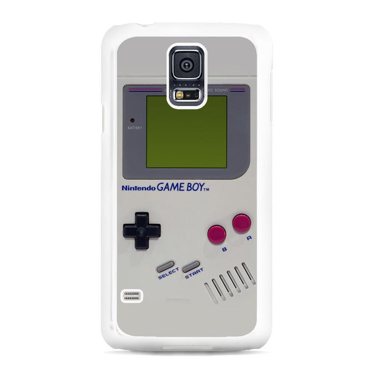 Retro Gameboy Nintendo Samsung Galaxy S5 Case