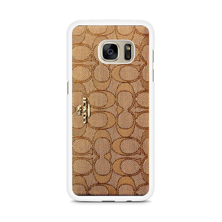 Coach Wallet Samsung Galaxy S7 Edge Case