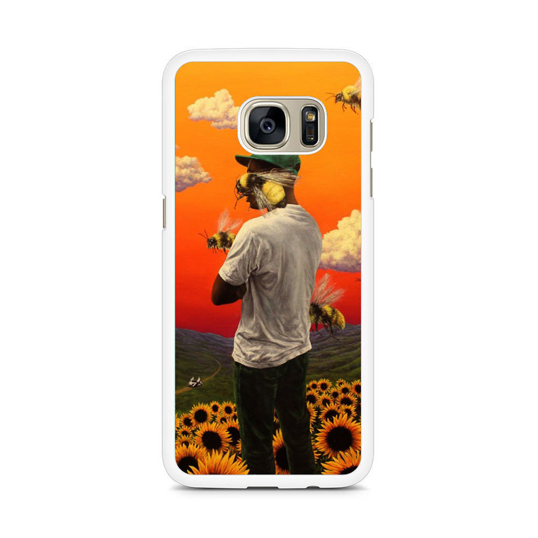 Tyler The Creator Garden Shed Samsung Galaxy S7 Edge Case