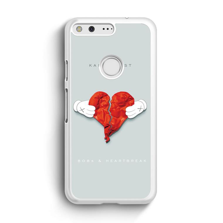 808s Kanye West and Heartbreak Google Pixel XL Case