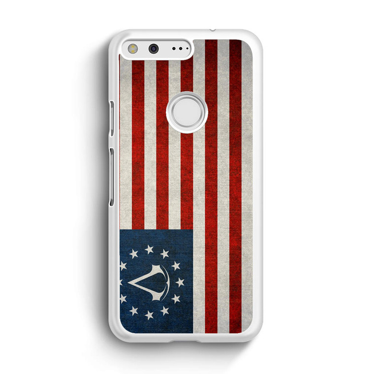 Assassin's Creed Colonial Flag Google Pixel XL Case