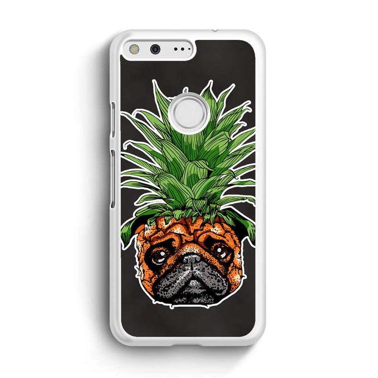 Pineapple Pug Google Pixel XL Case