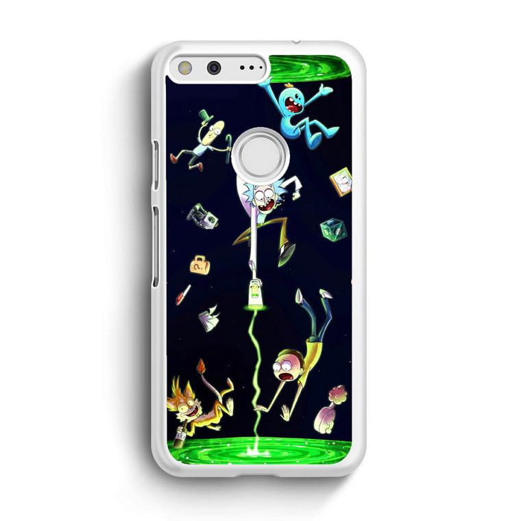 Rick And Morty Fan Art Google Pixel XL Case