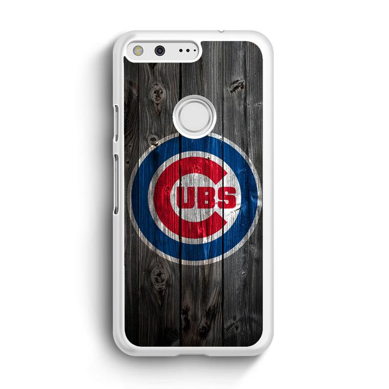 Chicago Cubs Google Pixel Case