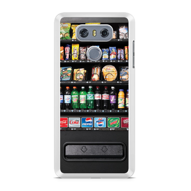 Vending Machine LG G6 Case
