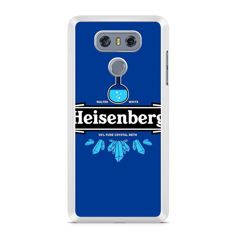Heisenberg LG G6 Case