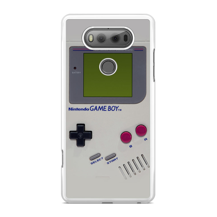 Retro Gameboy Nintendo LG V20 Case