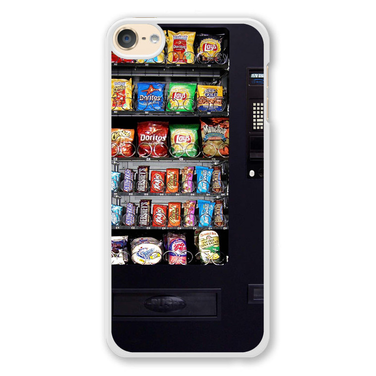 Snacks Vending Machine iPod Touch 6 Case