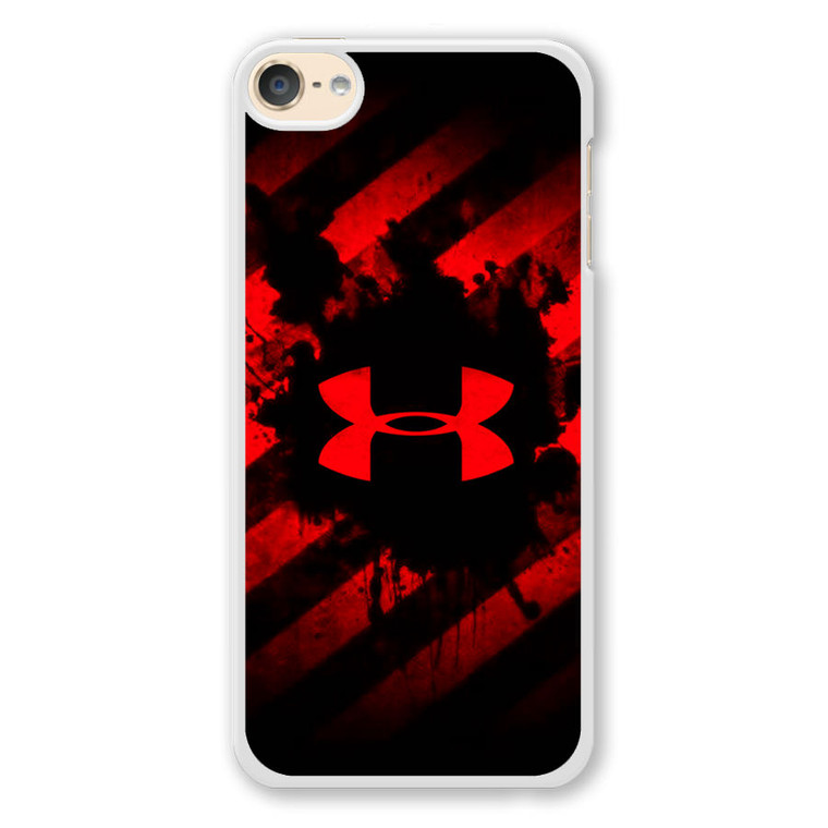 Under Armour Red Art iPod Touch 6 Case