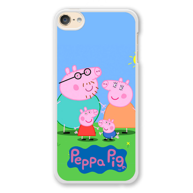 Peppa Pig Family iPod Touch 6 Case