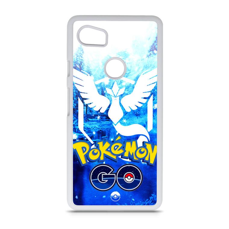Pokemon Go Mystic Team Google Pixel 2 XL Case