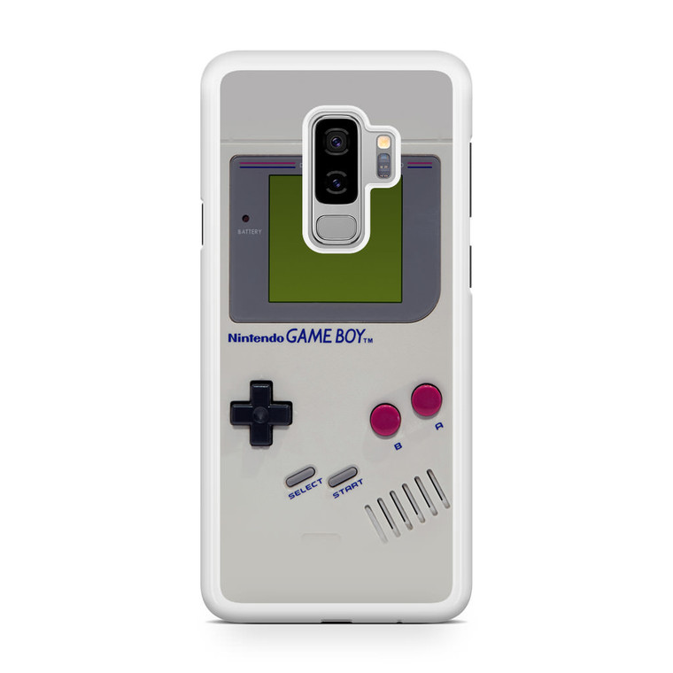 Retro Gameboy Nintendo Samsung Galaxy S9 Plus Case
