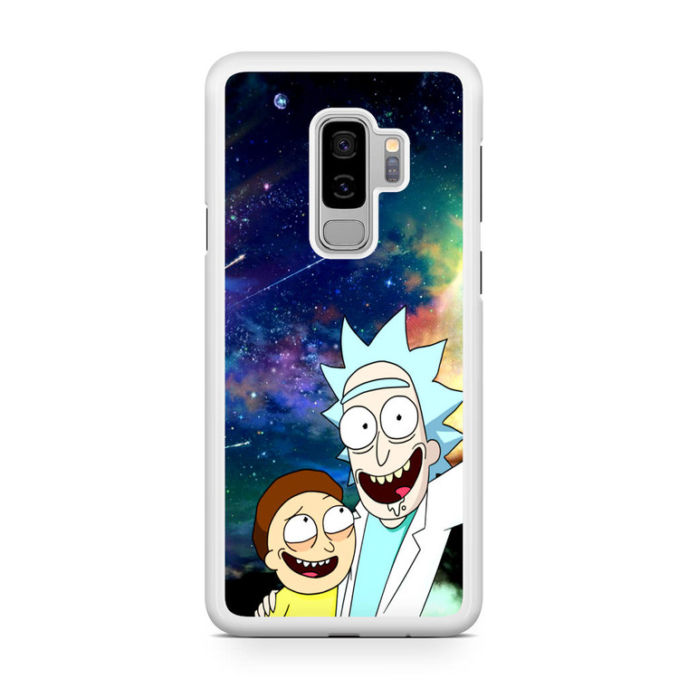 Rick and Morty Samsung Galaxy S9 Plus Case