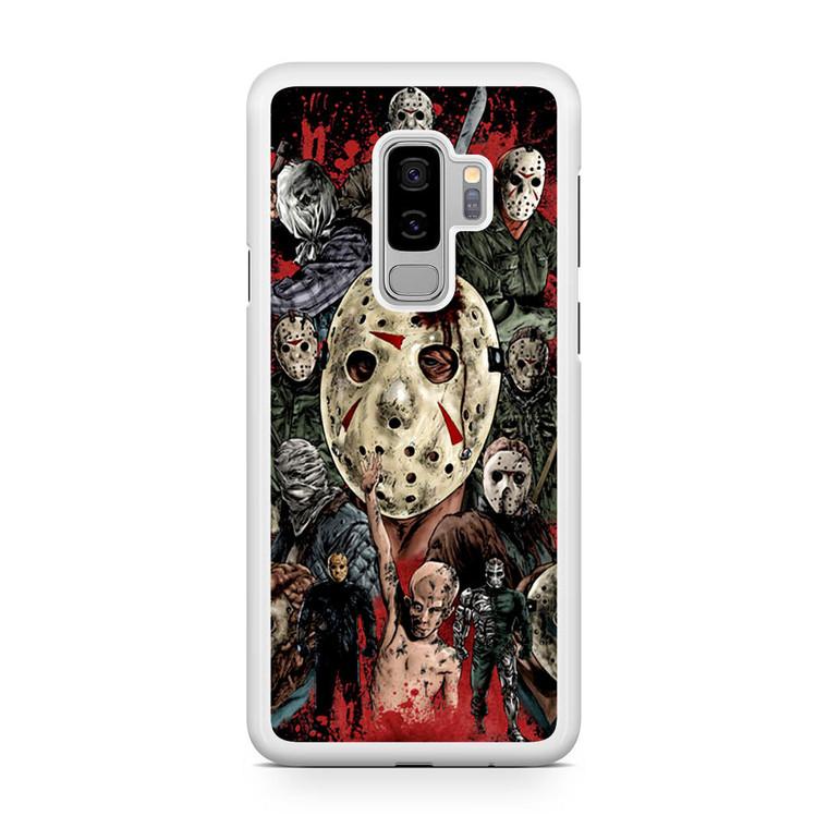 Jason and Friday Samsung Galaxy S9 Plus Case