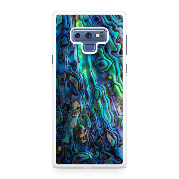 Abalone Samsung Galaxy Note 9 Case