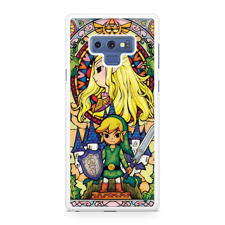 Legend of Zelda Samsung Galaxy Note 9 Case