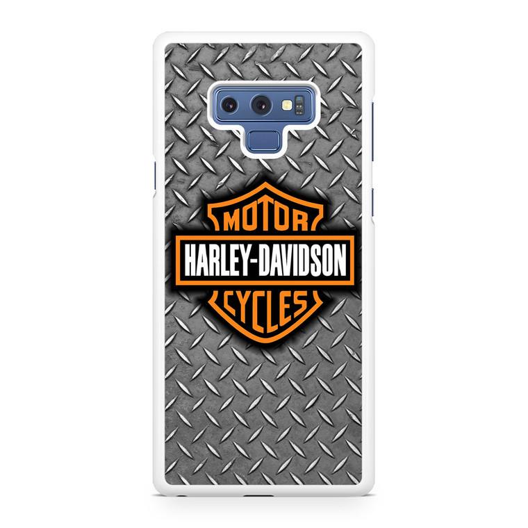 Harley Davidson Motor Logo Samsung Galaxy Note 9 Case