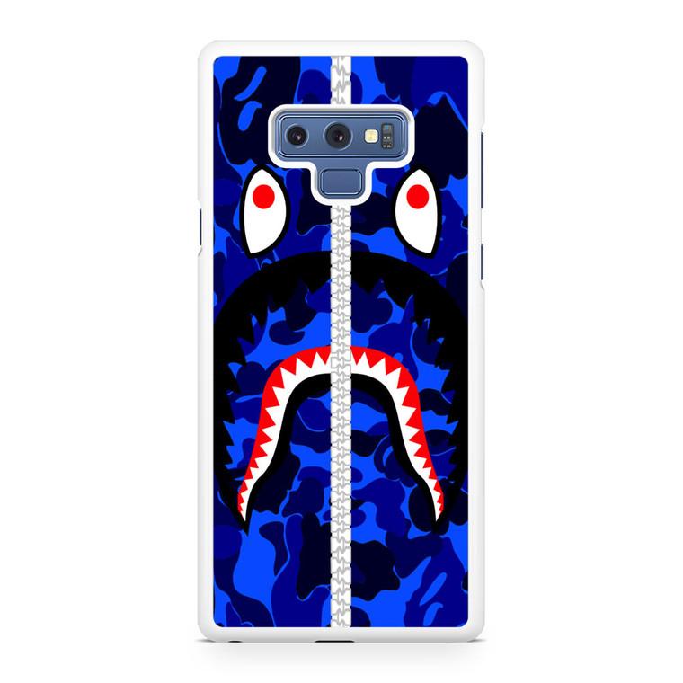 Bape Shark Samsung Galaxy Note 9 Case