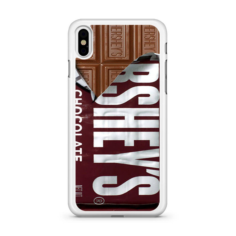 Hershey's Chocolate Candybar iPhone Xs Case