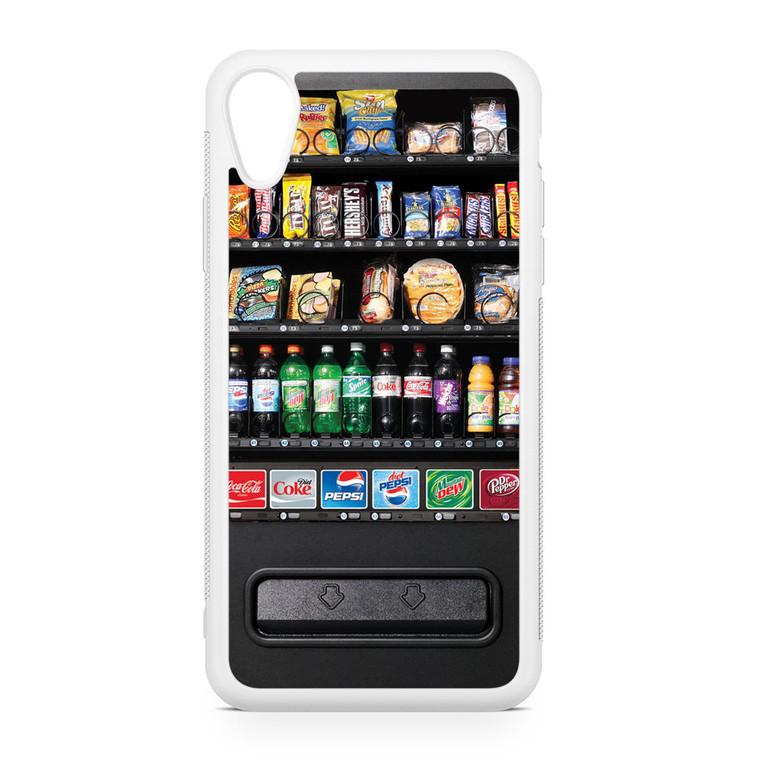 Vending Machine iPhone XR Case
