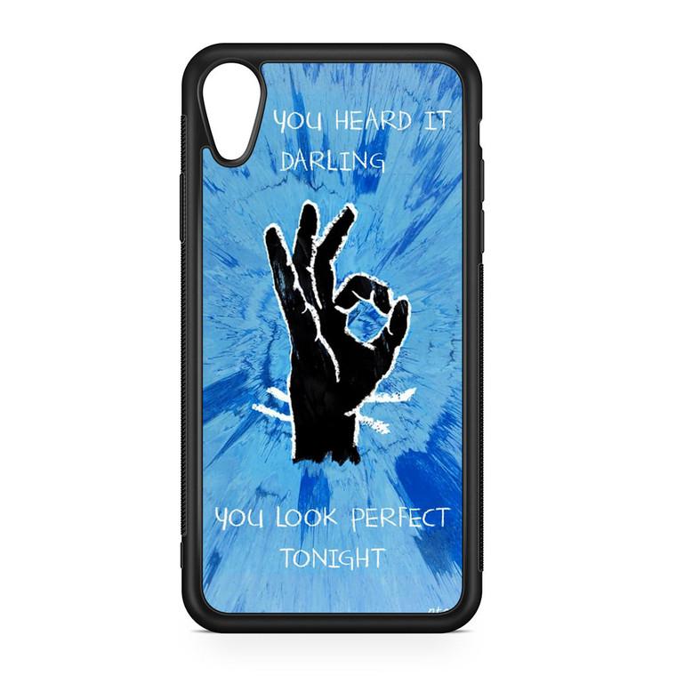iPhone X case iPhone 7 case Phone case black friday sale iPhone XR case Ed Sheeran Phone case iPhone 8 case iPhone XS case