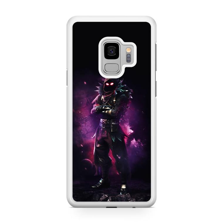 Fortnite Raven 2 Samsung Galaxy S9 Case