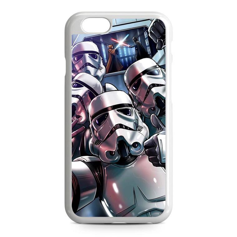 Star Wars Stormtrooper Selfie iPhone 6/6S Case
