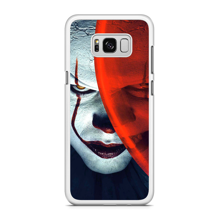 Pennywise The Clown Samsung Galaxy S8 Plus Case