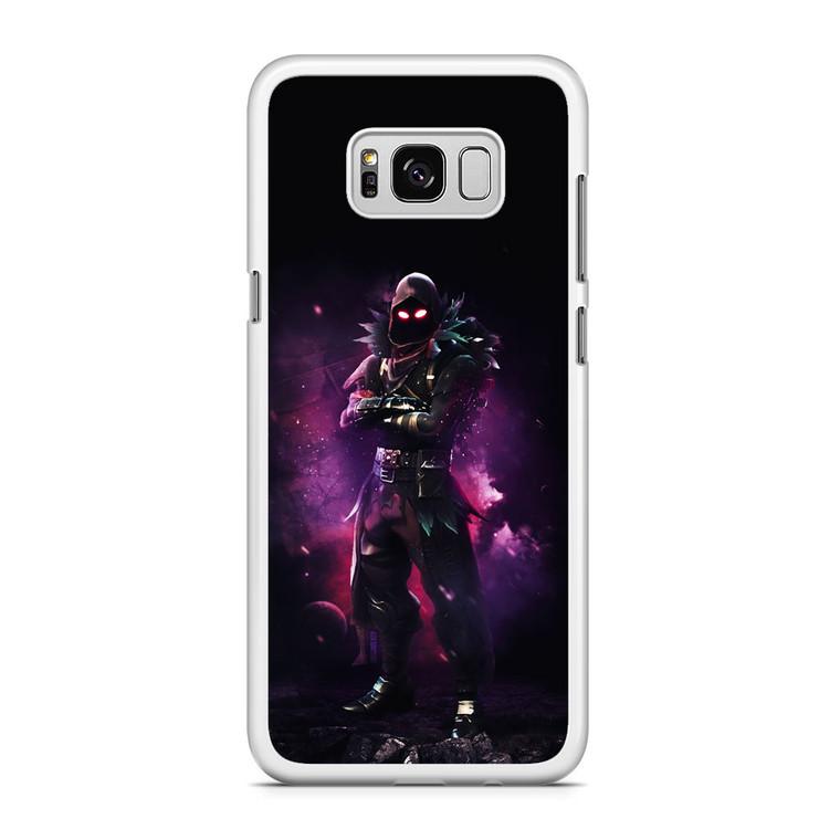 Fortnite Raven 2 Samsung Galaxy S8 Case