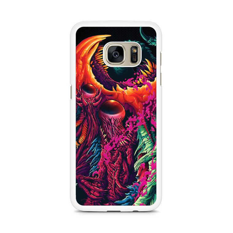 Hyperbeast csgo Samsung Galaxy S7 Edge Case