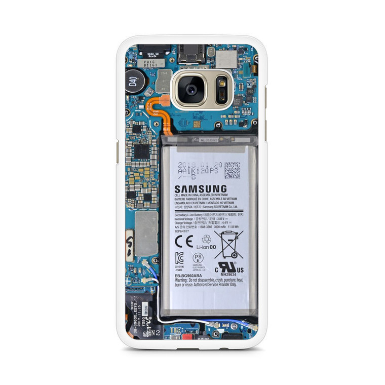 Samsung Galaxy Internals Samsung Galaxy S7 Edge Case