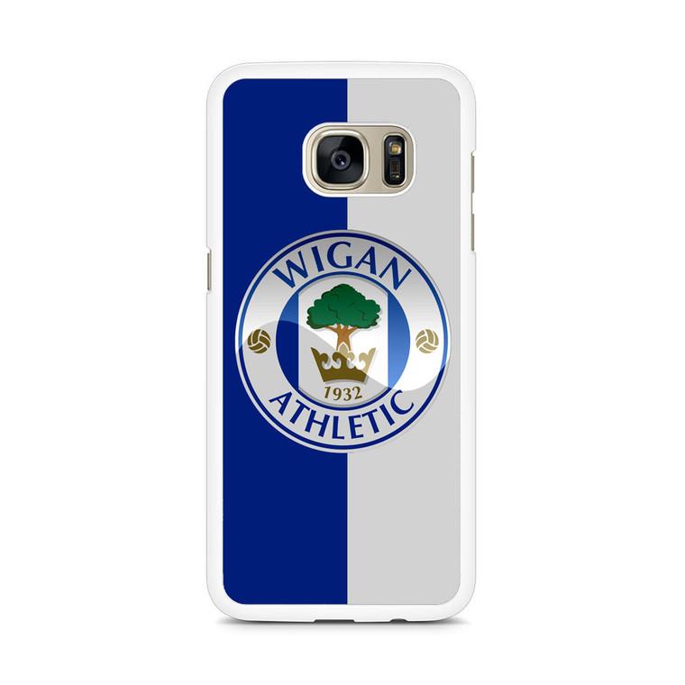 Wigan Athletic Samsung Galaxy S7 Edge Case