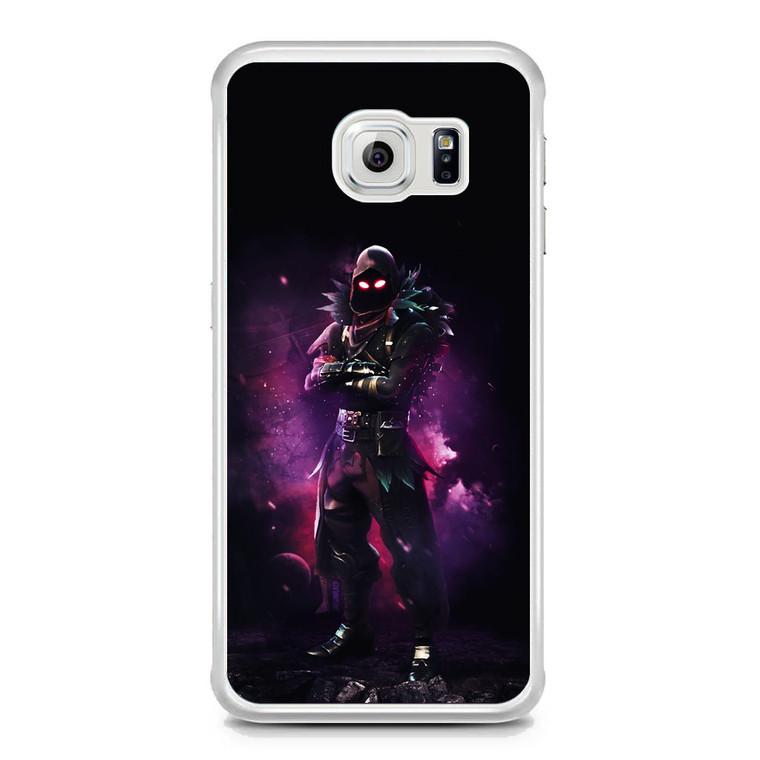 Fortnite Raven 2 Samsung Galaxy S6 Edge Case