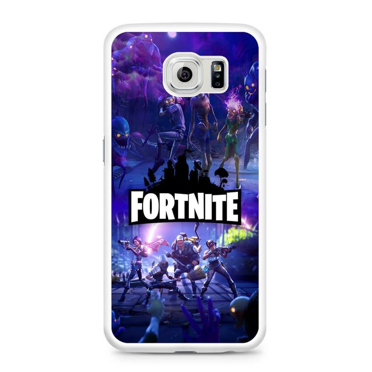 Fortnite Samsung Galaxy S6 Case