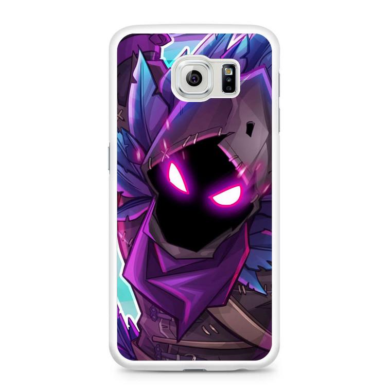 Fortnite Raven Samsung Galaxy S6 Case