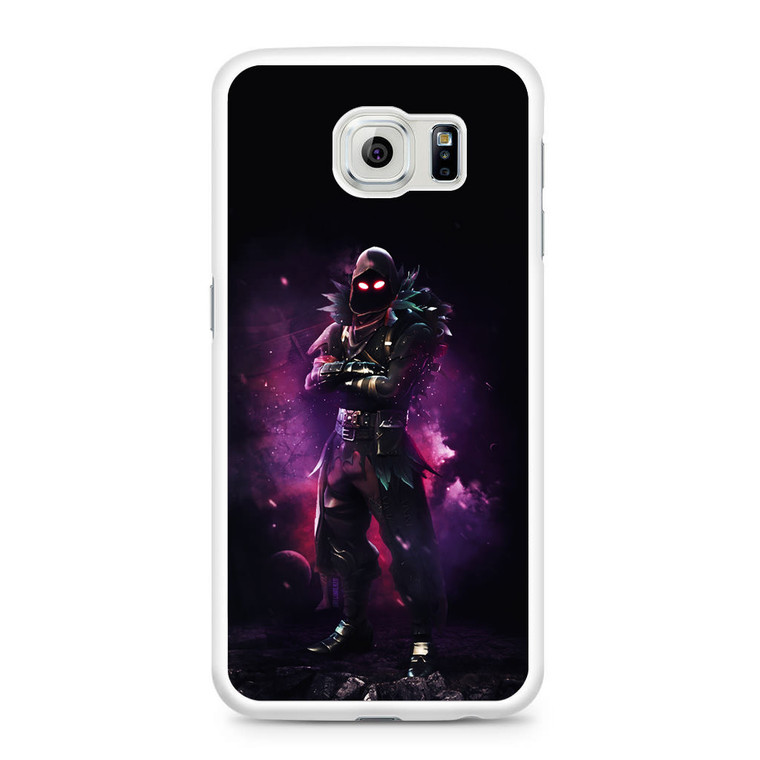 Fortnite Raven 2 Samsung Galaxy S6 Case