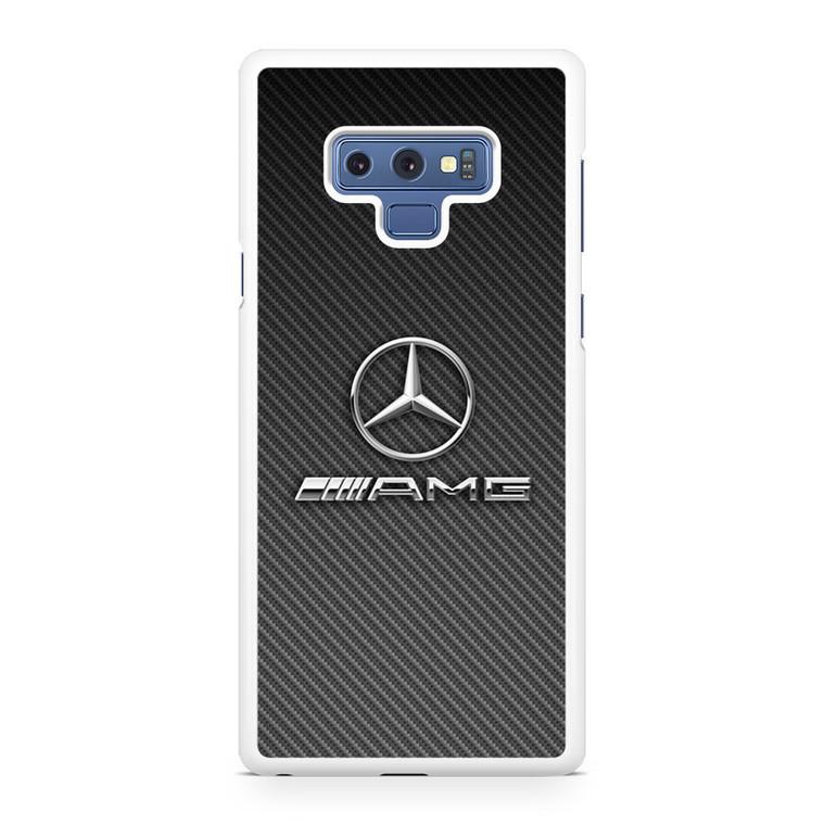 Mercedes AMG Carbon Samsung Galaxy Note 9 Case