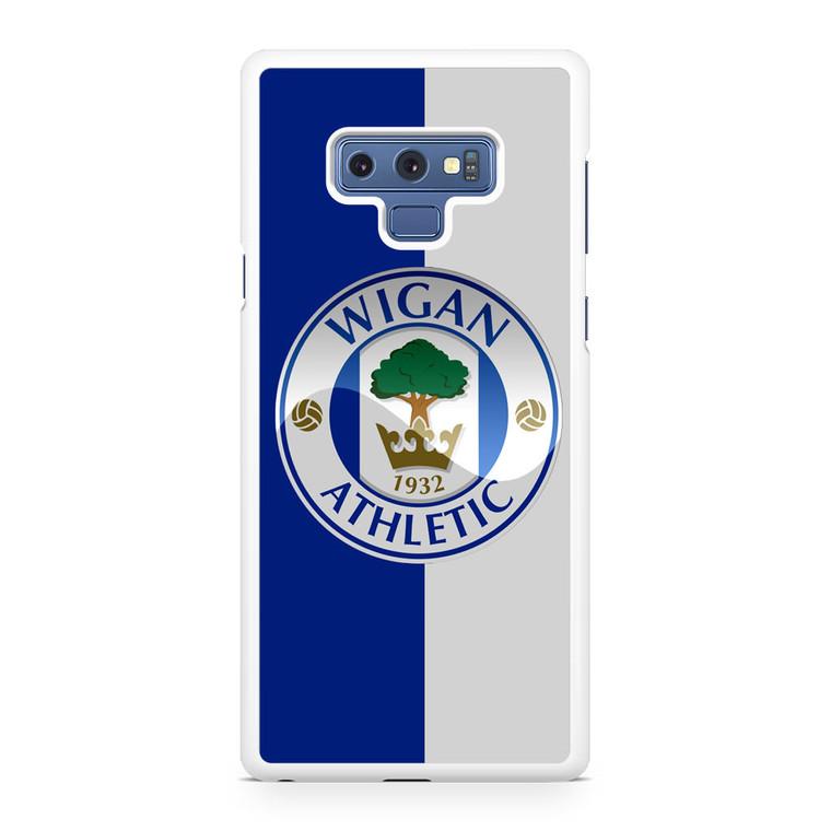 Wigan Athletic Samsung Galaxy Note 9 Case