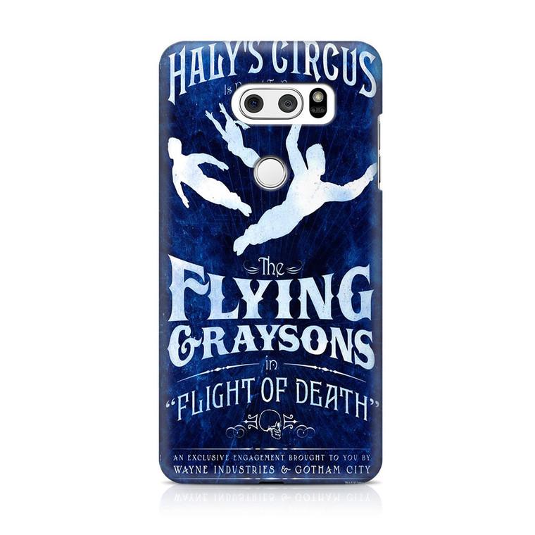 The Flying Graysons LG V30 Case