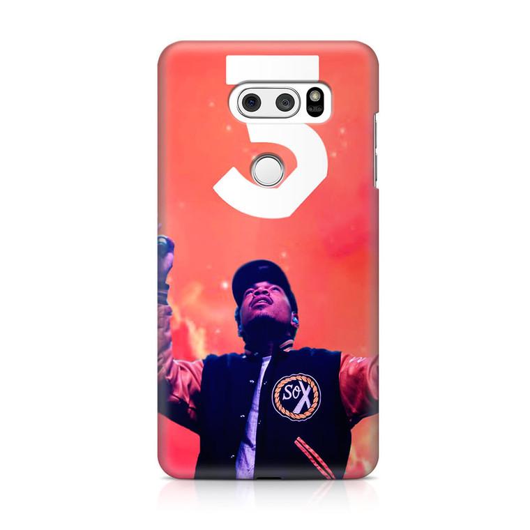 3 chance the rapper LG V30 Case
