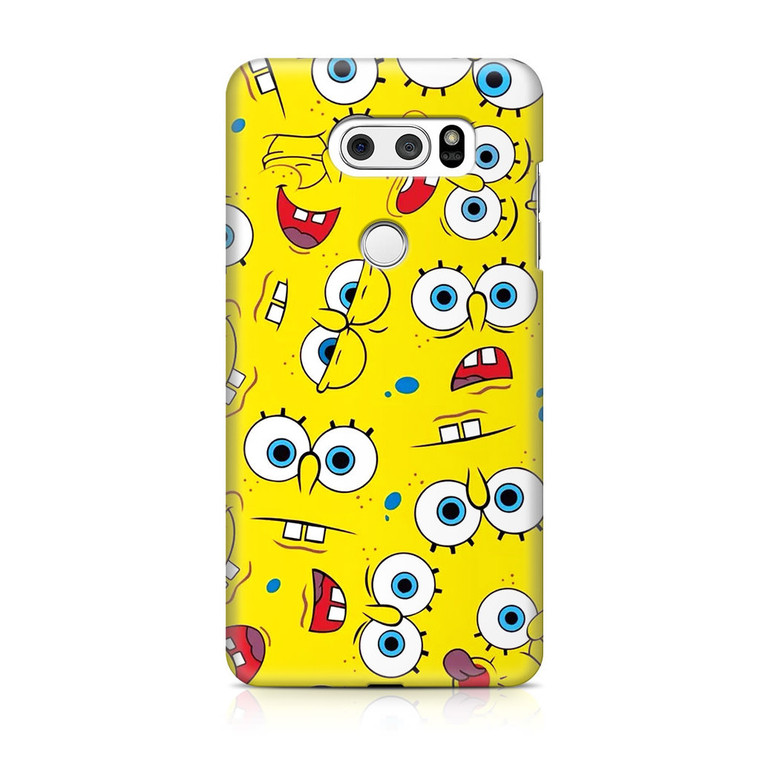 Spongebob Collage LG V30 Case
