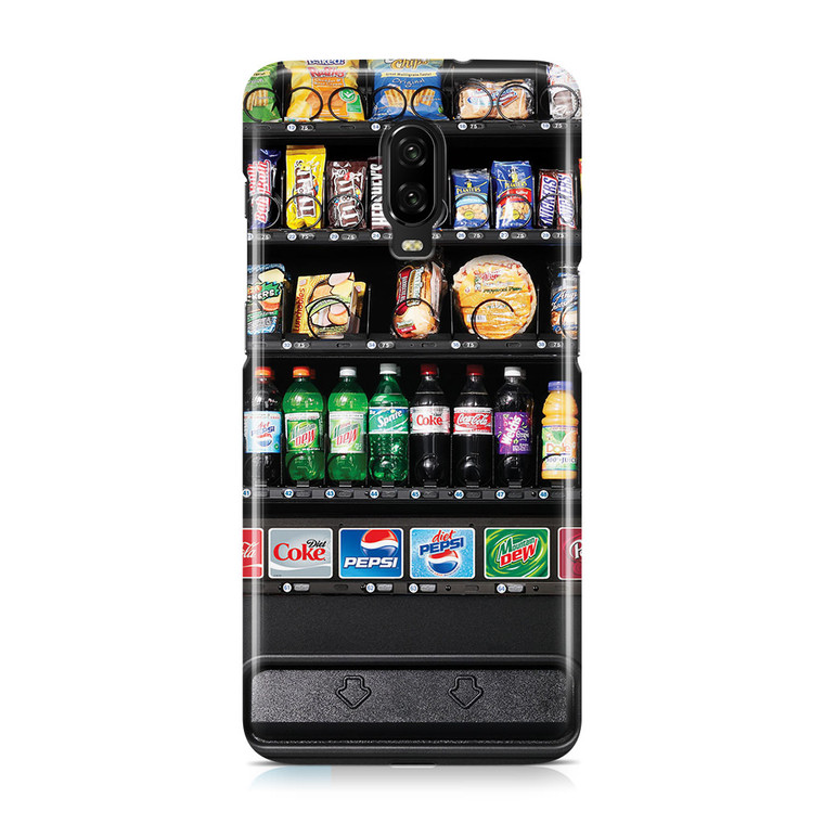 Vending Machine OnePlus 6T Case