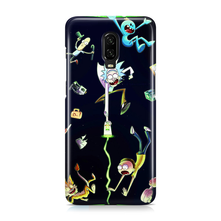 Rick And Morty Fan Art OnePlus 6T Case