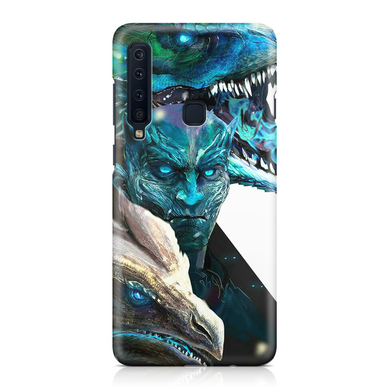 White Walkers Samsung Galaxy A9 Case