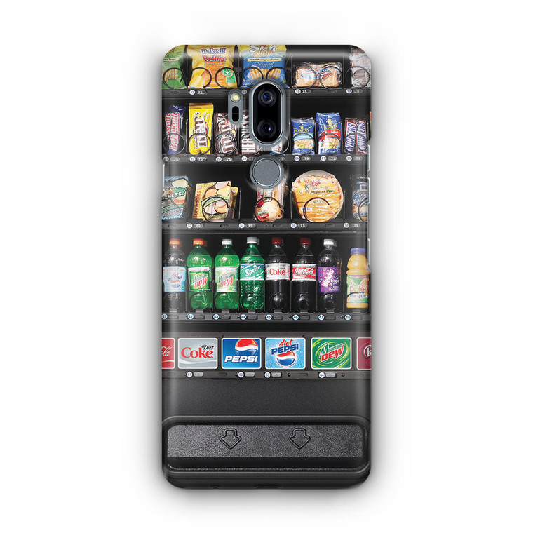 Vending Machine LG G7 Case