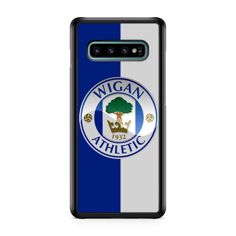Wigan Athletic Samsung Galaxy S10 Plus Case